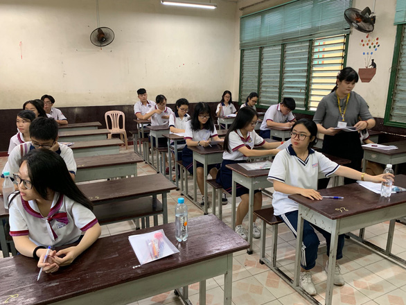 361 thí sinh đầu tiên trúng tuyển ĐH Công nghệ thông tin TP.HCM - Ảnh 1.