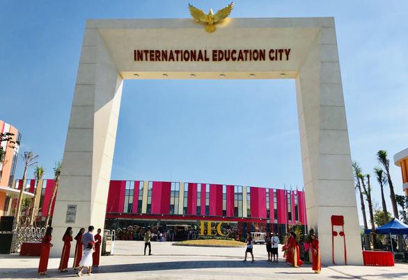 Khánh thành Thành phố giáo dục quốc tế Quảng Ngãi - Ảnh 2.