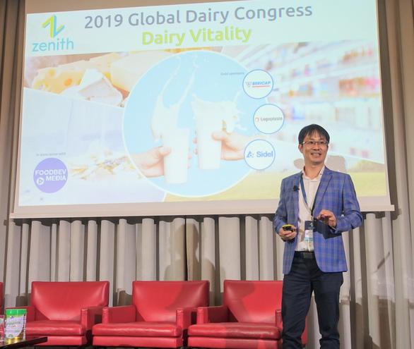 Thị trường sữa thêm cuộc đua sản xuất sữa organic - Ảnh 1.
