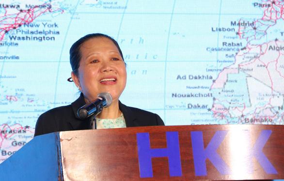 HKK  kỷ niệm 30 năm thành lập, phát triển và hội nhập - Ảnh 1.