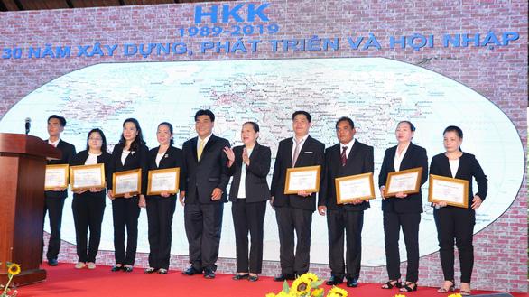 HKK  kỷ niệm 30 năm thành lập, phát triển và hội nhập - Ảnh 2.