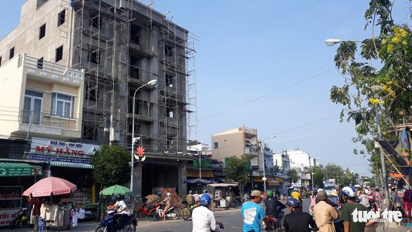 Cắt 2 tầng tòa nhà gây tai nạn lao động chết 3 người - Ảnh 2.