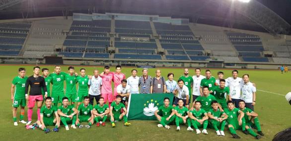FIFA xử Macau thua 0-3 giúp Sri Lanka đi tiếp ở vòng loại World Cup 2022 - Ảnh 1.