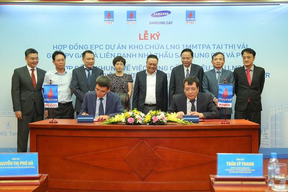 PV GAS ký kết các hợp đồng hợp tác quan trọng - Ảnh 1.