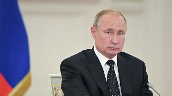 Tổng thống Putin trải lòng về chuyện người kế thừa - Ảnh 1.