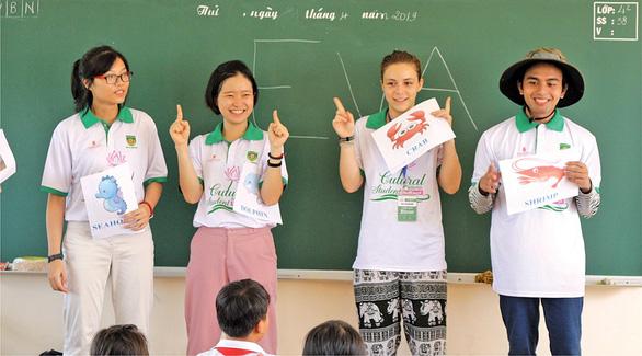 Trường ĐH Tân Tạo: ngôn ngữ Anh, học một ngành làm nhiều nghề - Ảnh 3.