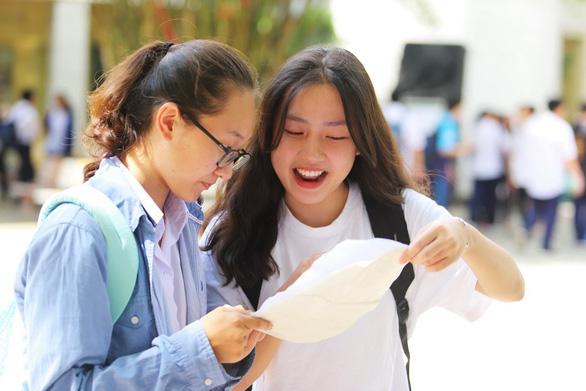 Công bố điểm thi THPT quốc gia: Tỉnh thành nào cũng phải đúng 14-7 - Ảnh 1.