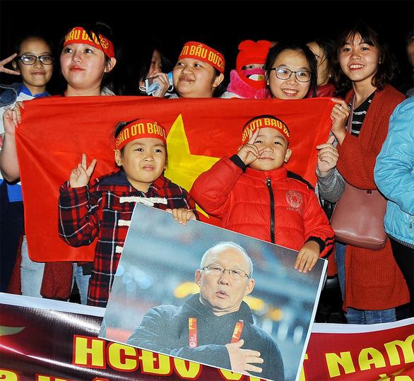Việt Nam là lựa chọn số 1 của HLV Park Hang Seo - Ảnh 1.