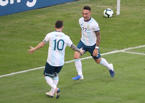 Argentina đối đầu với Brazil ở bán kết Copa America 2019 - Ảnh 1.