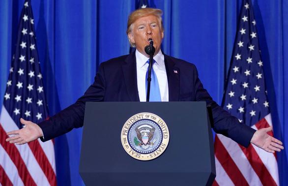 Ông Trump: Sẽ cho phép Huawei tiếp tục mua hàng của công ty Mỹ - Ảnh 1.
