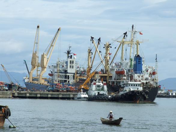 Sếp phó Vinalines trở thành chủ tịch cảng Quy Nhơn - Ảnh 1.
