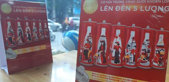 Coca - Cola: sửa slogan, nhưng không thể dùng chai, hộp thay lon - Ảnh 1.