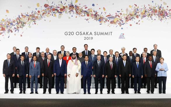 Việt Nam muốn hợp tác kinh tế số với G20 - Ảnh 1.