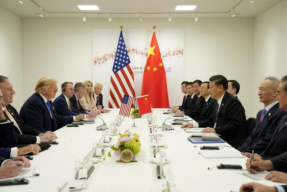 Mỹ không áp thêm thuế lên hàng Trung Quốc ít nhất vào lúc này - Ảnh 1.