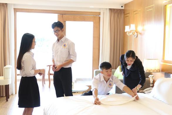 Quản trị nhà hàng - khách sạn - ngành học nhiều đất diễn tại SIU - Ảnh 2.