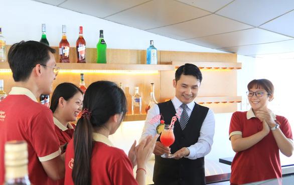 Quản trị nhà hàng - khách sạn - ngành học nhiều đất diễn tại SIU - Ảnh 3.