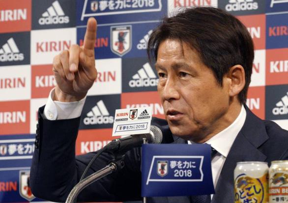 Cựu HLV tuyển Nhật Bản dẫn dắt tuyển Thái Lan - Ảnh 1.