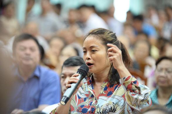 Cử tri quận 2 mong sớm giải quyết quyền lợi cho người dân Thủ Thiêm - Ảnh 2.