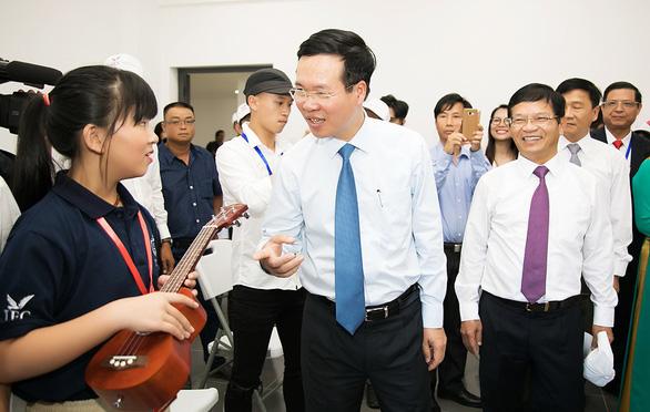 Thành phố giáo dục quốc tế ở Quảng Ngãi - Ảnh 1.