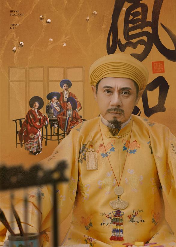 Phượng Khấu gây tò mò về phim cung đấu đầu tiên của Việt Nam - Ảnh 1.