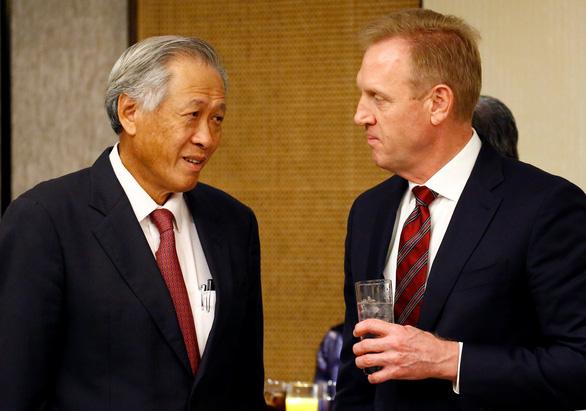 Hậu Shangri-La: Mỹ - Trung khó hàn gắn, tăng áp lực lên châu Á - Ảnh 1.