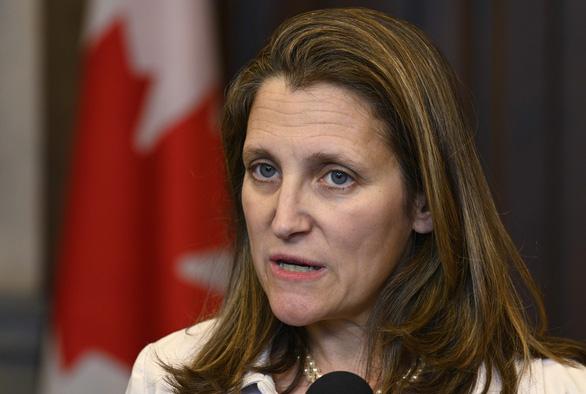 Canada thông báo dừng mọi hoạt động tại đại sứ quán ở Venezuela - Ảnh 1.