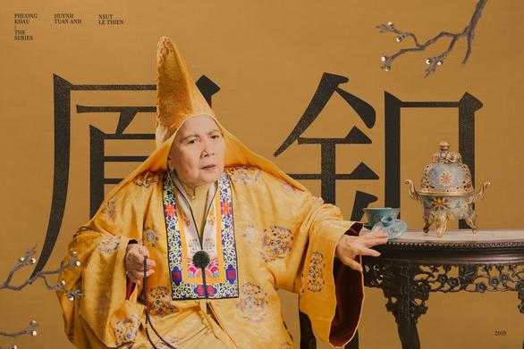 Phượng Khấu gây tò mò về phim cung đấu đầu tiên của Việt Nam - Ảnh 4.