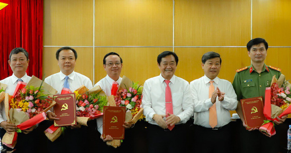 Ông Nguyễn Văn Đông làm bí thư Thành ủy Thủ Dầu Một - Ảnh 1.