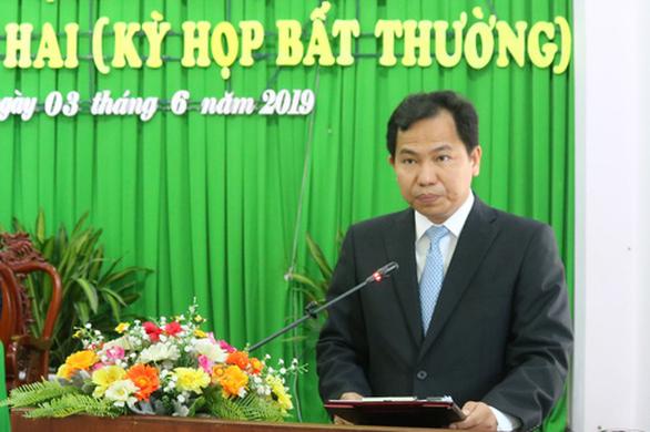 TP Cần Thơ có tân chủ tịch UBND 45 tuổi - Ảnh 1.