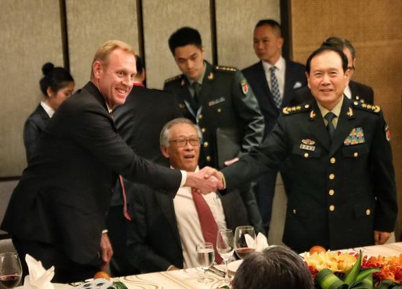 Mỹ - Trung dấm dứ ở Shangri-La - Ảnh 1.