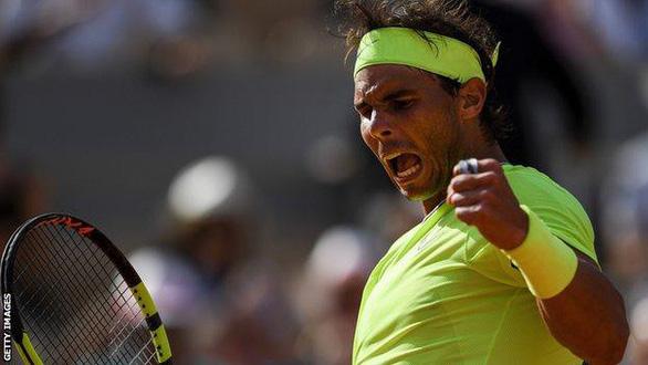 Nadal và Federer thẳng tiến vào tứ kết - Ảnh 1.