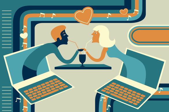 5 nguyên tắc để an toàn khi hẹn hò trên Facebook - Ảnh 1.