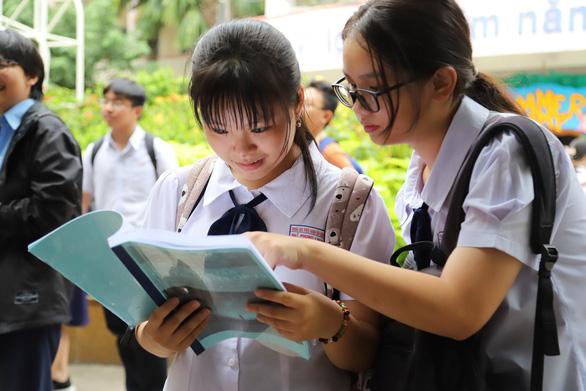 Dự kiến ngày 13-6 TP.HCM công bố điểm thi lớp 10 - Ảnh 1.