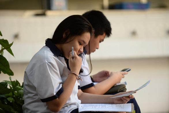 Tuyển sinh lớp 10: hôm nay 3-6 thi toán, ngoại ngữ, lịch sử - Ảnh 9.