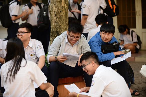 Danh sách trúng tuyển lớp 10 Trường Gia Định, Bùi Thị Xuân, Trung học thực hành - Ảnh 1.
