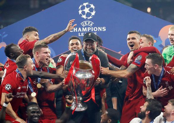 Liverpool đăng quang: thành quả của sự kiên trì và tình yêu - Ảnh 1.
