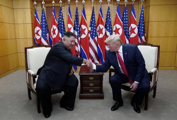 Triều Tiên nói đàm phán đổ vỡ, Mỹ lại tuyên bố thành công - Ảnh 1.