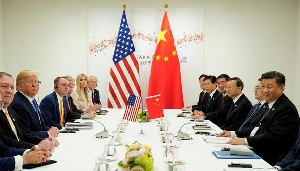 80 chuyên gia ký thư đòi ông Trump không xem Trung Quốc là kẻ thù - Ảnh 1.