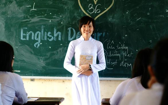 Chuyện cô giáo Tây Thi - Ảnh 1.