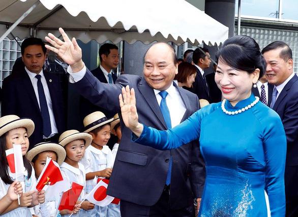 Thủ tướng đọc ca dao khi dự Lễ hội hoa sen Nhật - Việt - Ảnh 3.