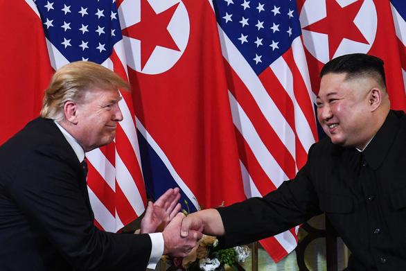 Ông Kim Jong Un đồng ý gặp ông Trump ở biên giới liên Triều - Ảnh 1.
