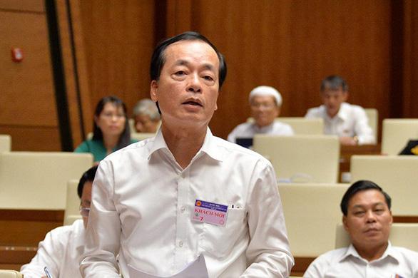 Bộ trưởng Phạm Hồng Hà: Vụ 8B Lê Trực, Hà Nội cần Bộ Xây dựng sẽ giúp - Ảnh 1.