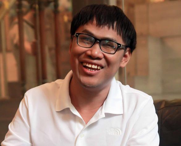 Đam mê kỳ lạ của một người Thái khiếm thị mê tiếng Việt - Ảnh 1.