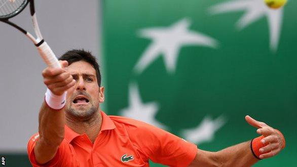 Đánh bại Struff, Djokovic đi vào lịch sử Roland Garros - Ảnh 1.