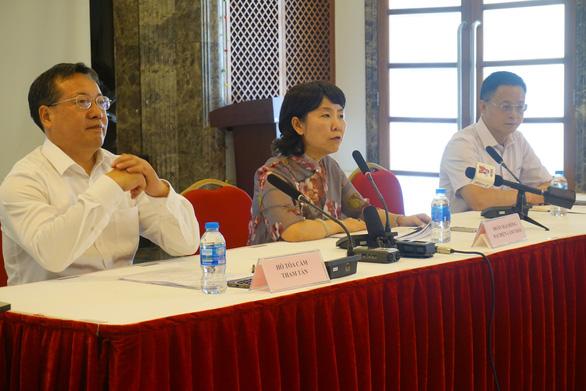 Trung Quốc nói không tuồn hàng Việt Nam qua Mỹ để né thuế nhập khẩu - Ảnh 1.