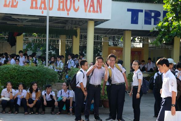 Khánh Hòa thi tuyển lại vào lớp 10 sau 6 năm - Ảnh 2.