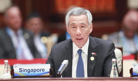 Lời nói của ông Lý Hiển Long chạm nỗi đau người dân Campuchia - Ảnh 1.
