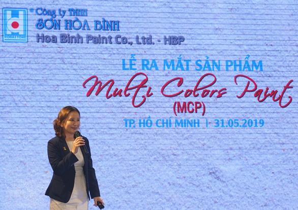 Công ty Sơn Hòa Bình ra mắt sản phẩm mới sơn MCP - Ảnh 1.
