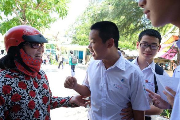 Khánh Hòa thi tuyển lại vào lớp 10 sau 6 năm - Ảnh 4.