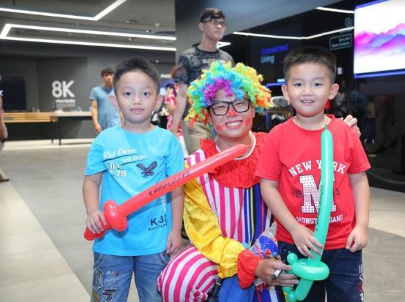 Samsung Showcase tổ chức chuỗi hoạt động sáng tạo cho bé - Ảnh 1.
